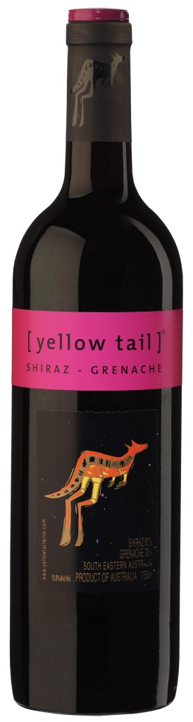 Yellow Tail Shiraz Grenache