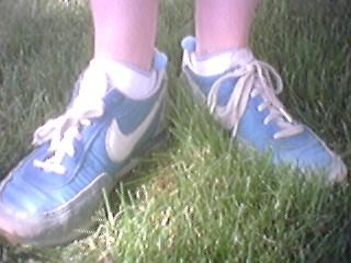 Nikes, c. 1981