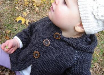 Lillie's Little Sweater