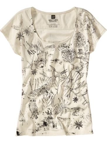 Kiki Smith T-shirt